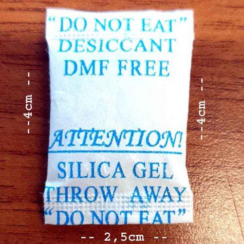 1gr lık silikajel nem alıcı